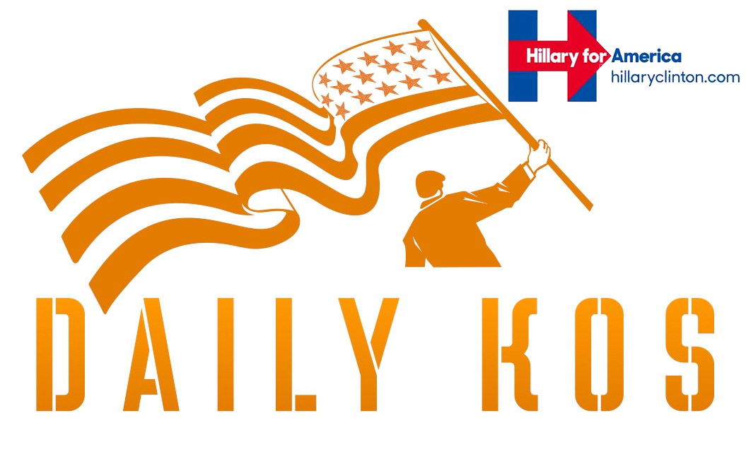 Daily Kos exposes true colors, banning third parties & harsh criticism of Clinton