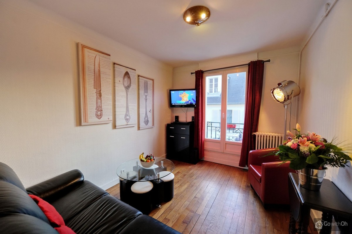 After Work Wohnzimmer Wiesbaden Paris Vacation Rentals Apartment At The Sacré Coeur
