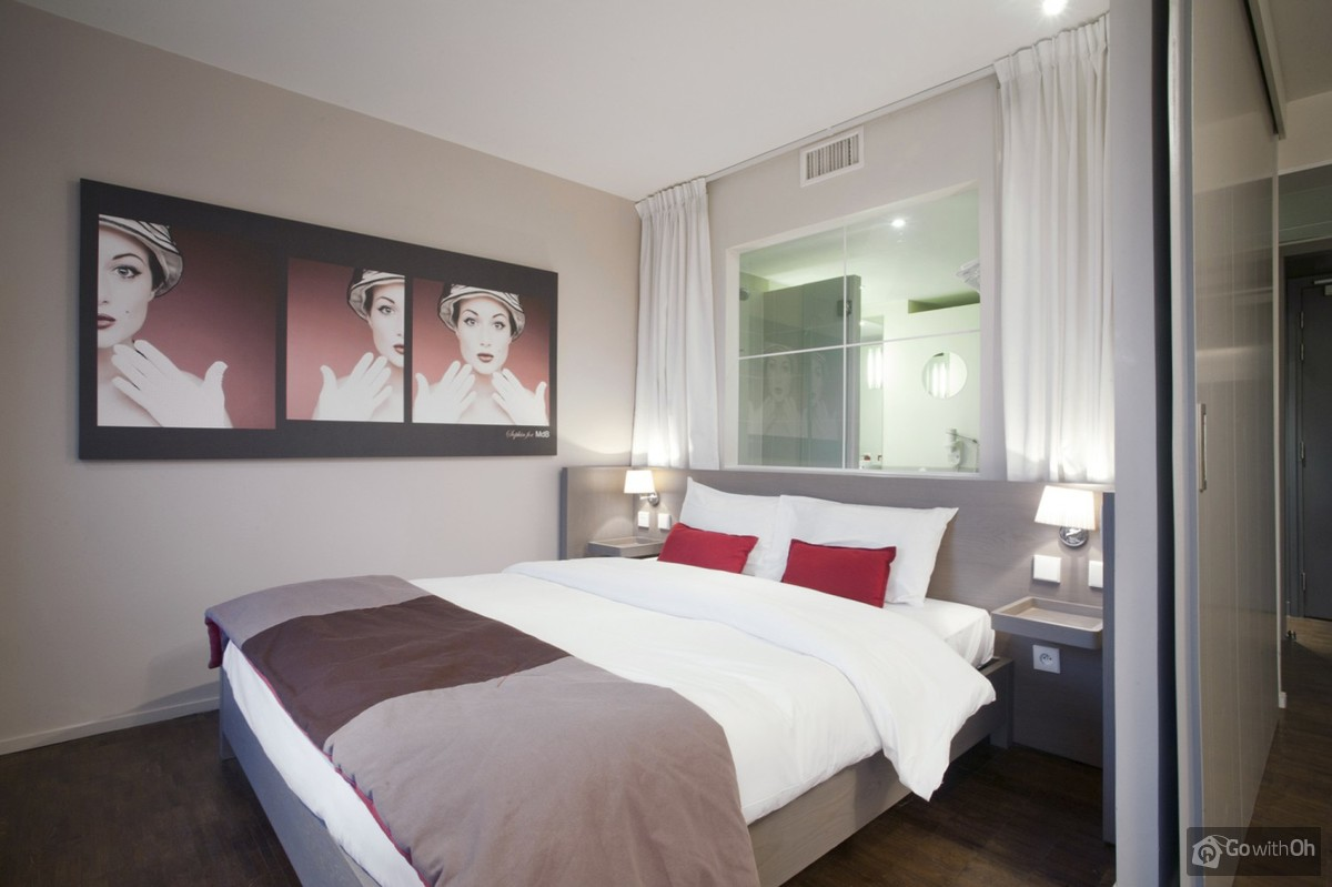 Roller Schlafzimmer Oslo Designer Apartment Really Close To Charles De Gaulle Airport