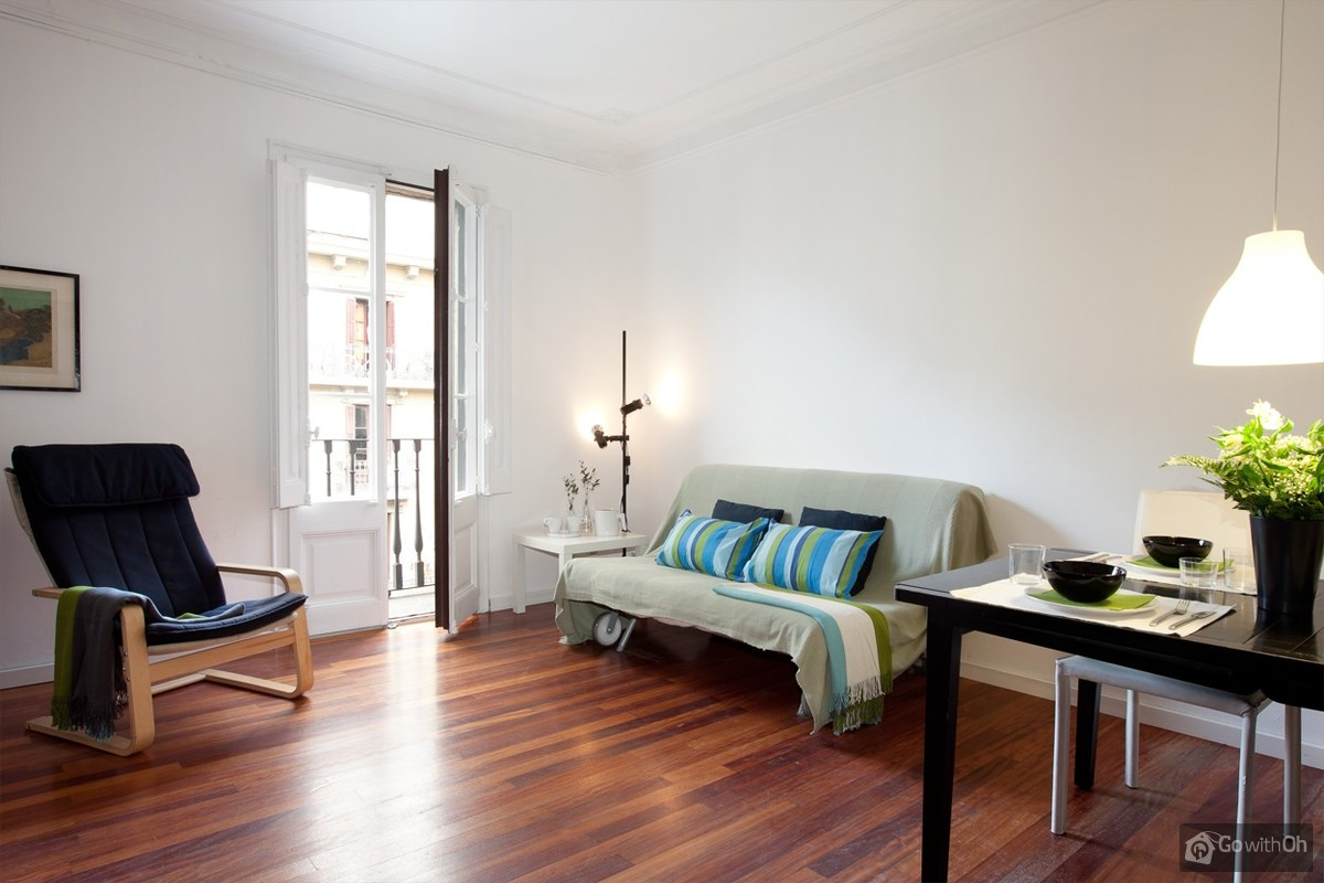 Maria Küchen Facebook Holiday Apartments Barcelona Centrally Located Flat