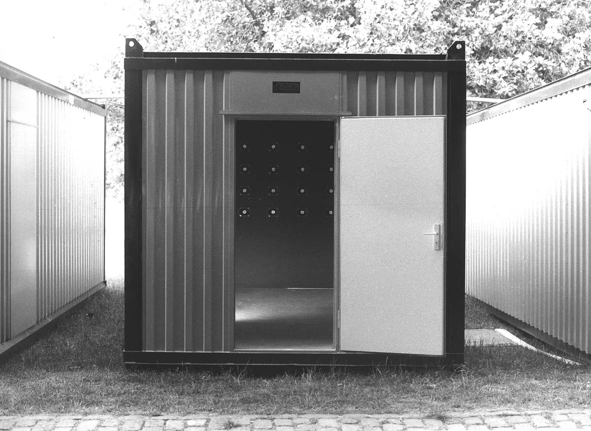 Container Freiburg Benoît Maubrey Speakers Container