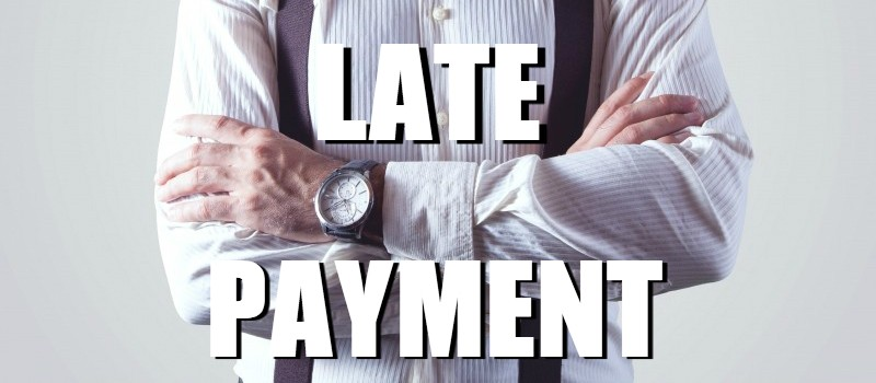 late payment