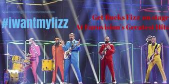 Iceland Eurovision Song Contest Bucks Fizz Campaign