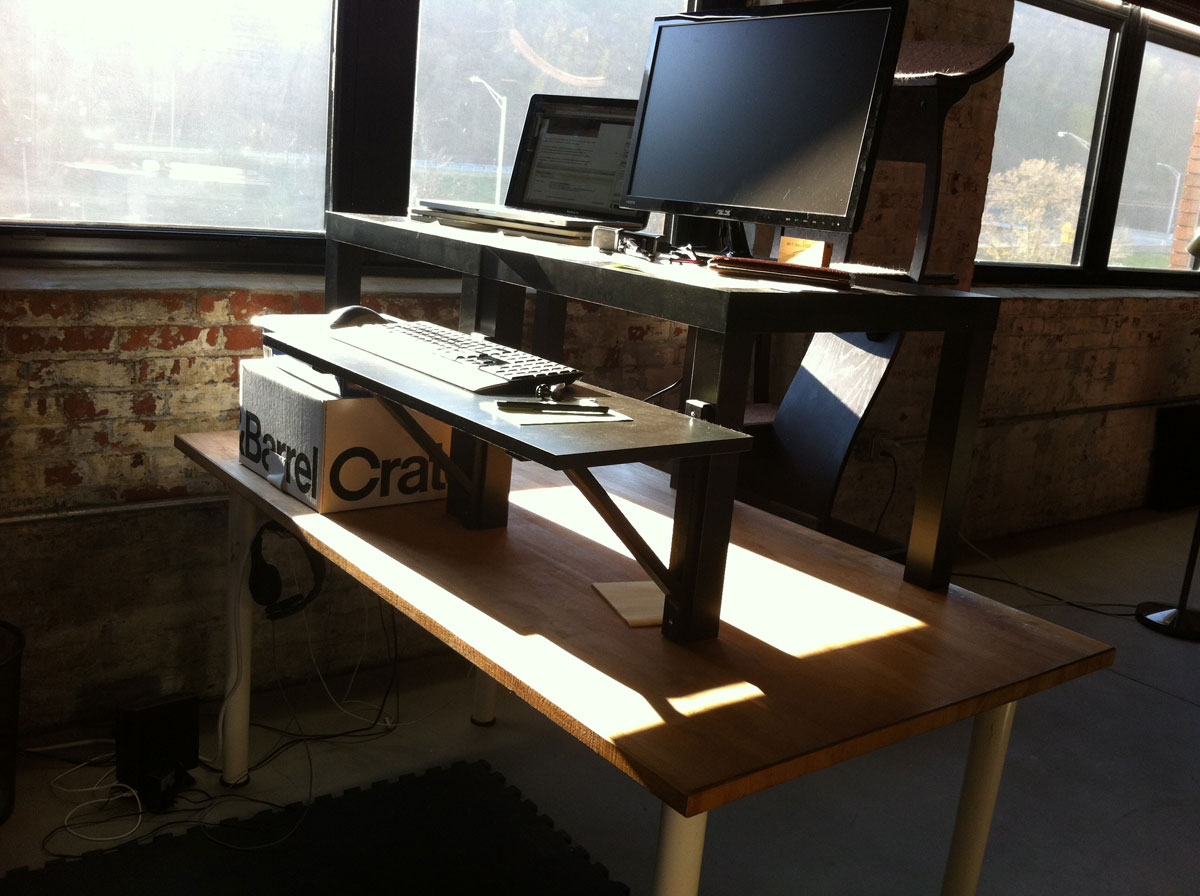 Diy Desktop Standing Desk 6 Unique Standing Desks That Are Less Than 200