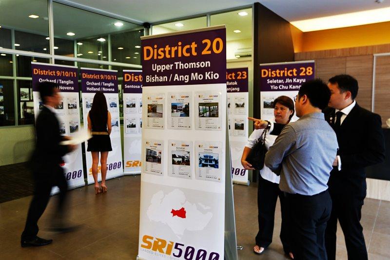 Singapore Landed Exhibition