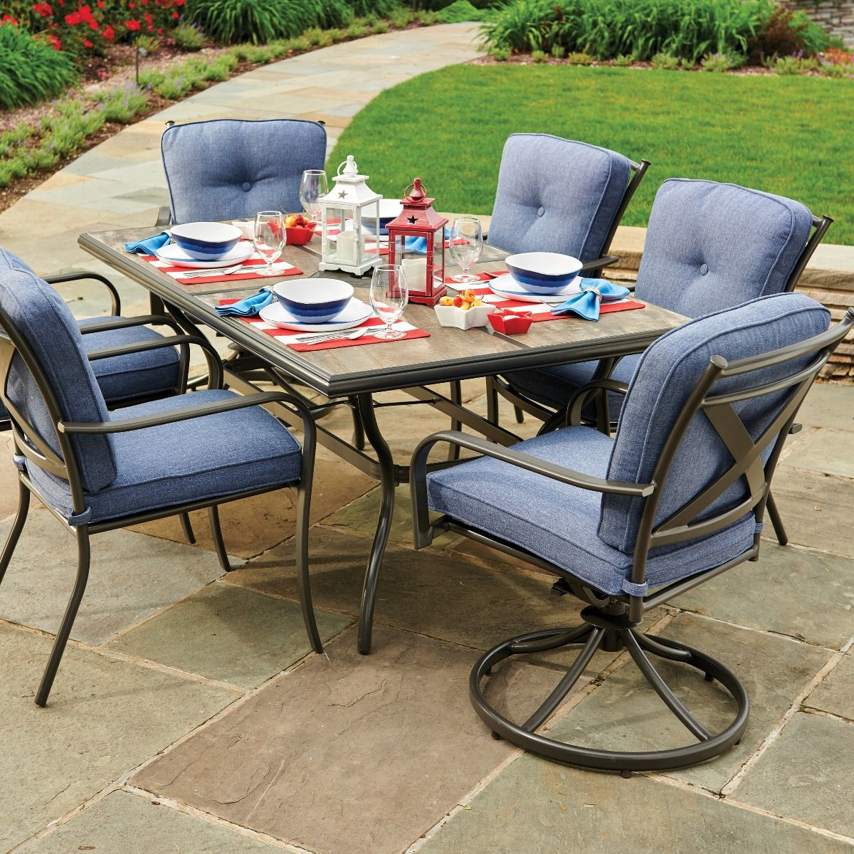 Patio Table Patio Furniture And Decor Benson Lumber Hardware