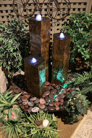 Led Home Lighting Business Ponds & Water Features | Benson Stone Co. | Rockford, Il