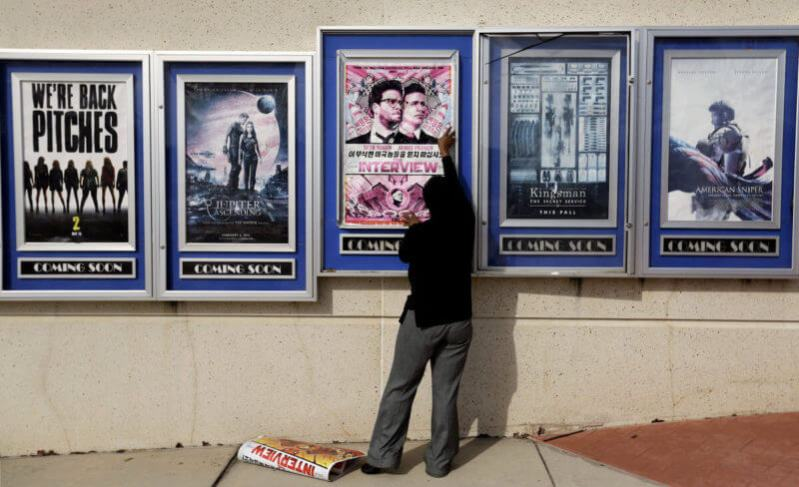 Sony cancels release of 'The Interview' - Bent Corner
