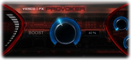 VescoFx Provoker vocal compressor