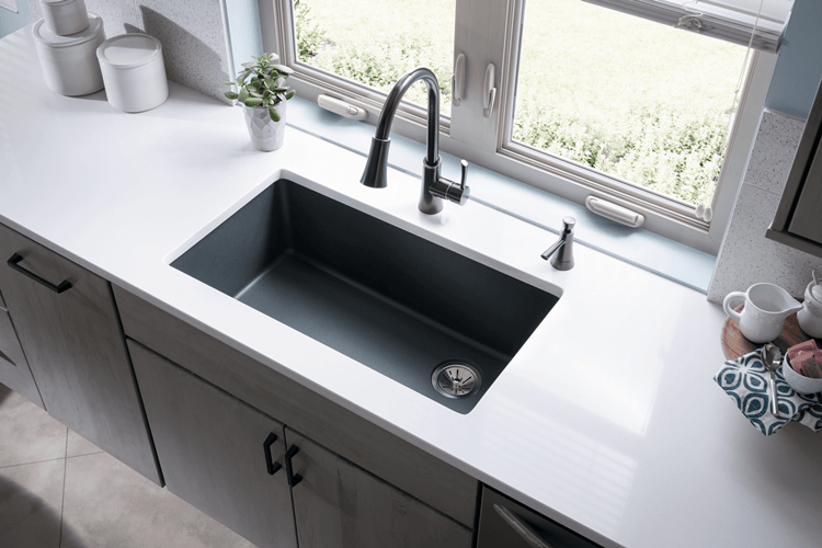 Spülbecken Küche Amazon Tips For Quartz Sink Maintenance