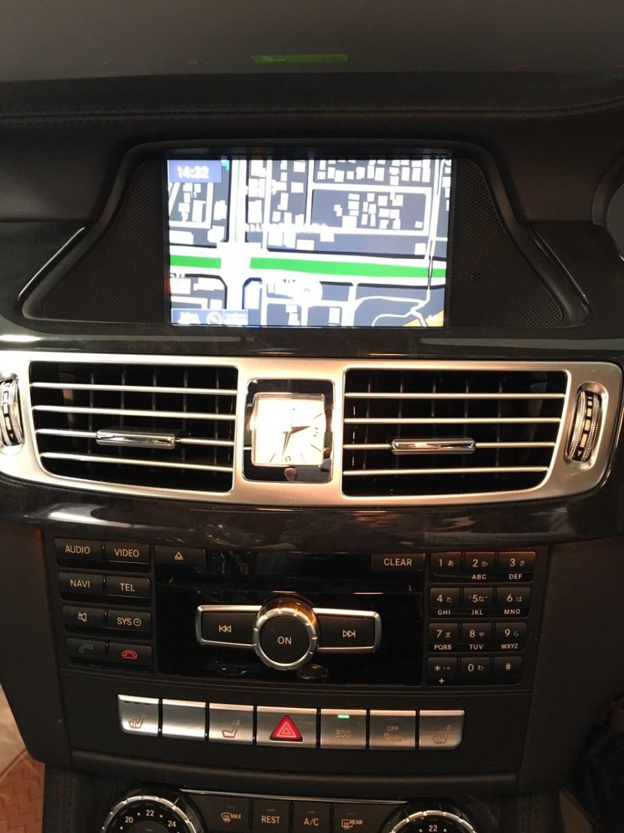 W218ナビ