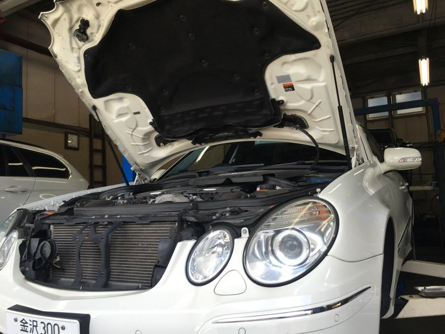 W211ハンドリング