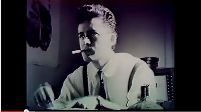 Film short: The Secret Files of Phillip Niles, by Russ Hexter (and starring me!)