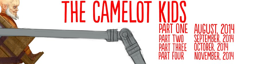 Banner with all dates Why writing about King Arthur and Camelot is wonderful, hard as hell and hazardous to your health