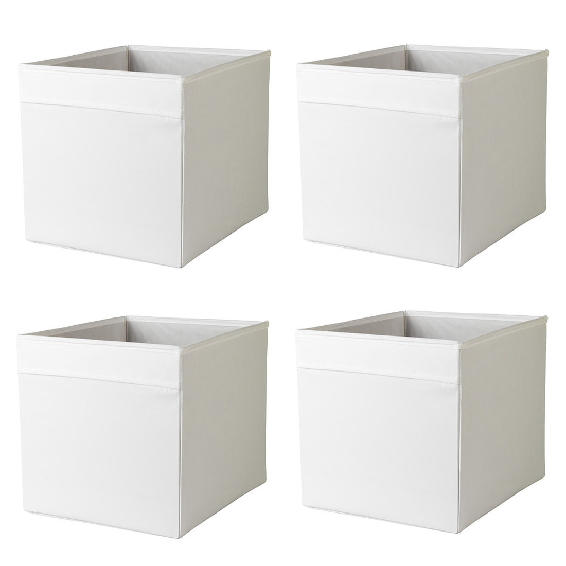 Aufbewahrungsbox Ikea Expedit Ikea DrÖna 4 Set Fach Box Expedit Kallax Regal Kiste