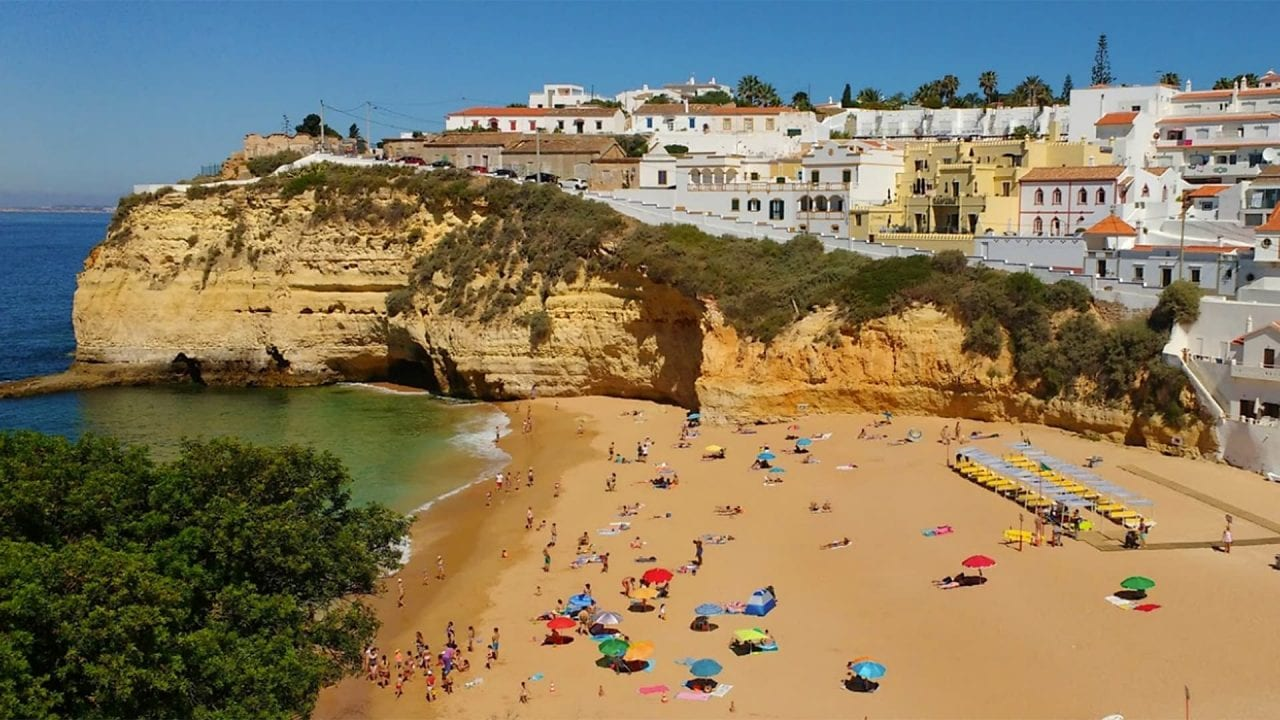 Hotel Tivoli Carvoeiro Algarve Booking Your Complete Guide To Carvoeiro In The Algarve Portugal