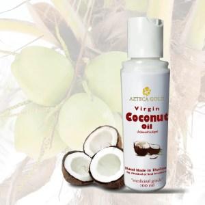 Azteca Gold Virgin Coconut Oil