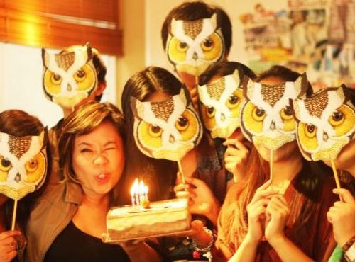 Owlish Birthday