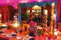 Arabian Nights theme party decor | Moroccan Themed Berber ...