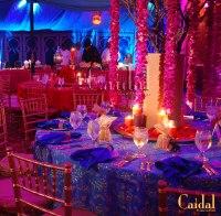 Moroccan Theme Center pieces decor ideas Doral-Resort-Golf-199