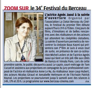 La Provence 24 mai