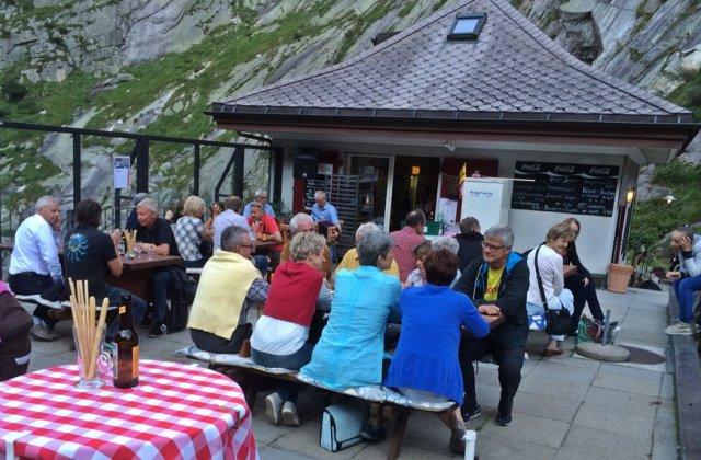 Teufeslbrücke Restaurant