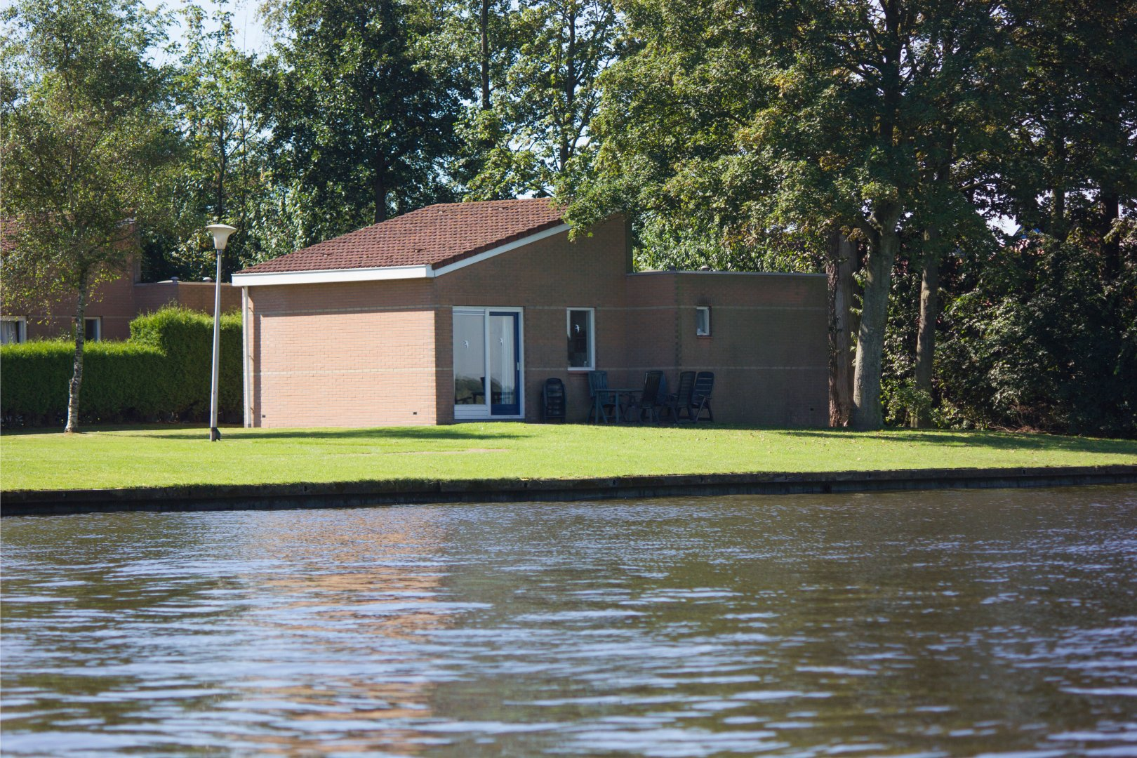 Bettdecken Holland Bungalow Friesland Friesland Bungalowpark Bergumermeer