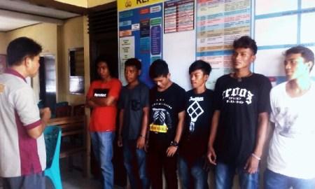 Polisi Damaikan Perkelahian Dua Kelompok Pemuda di Malili