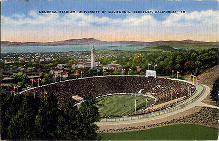 Berkeley Observed  Memorial Stadium Controversy