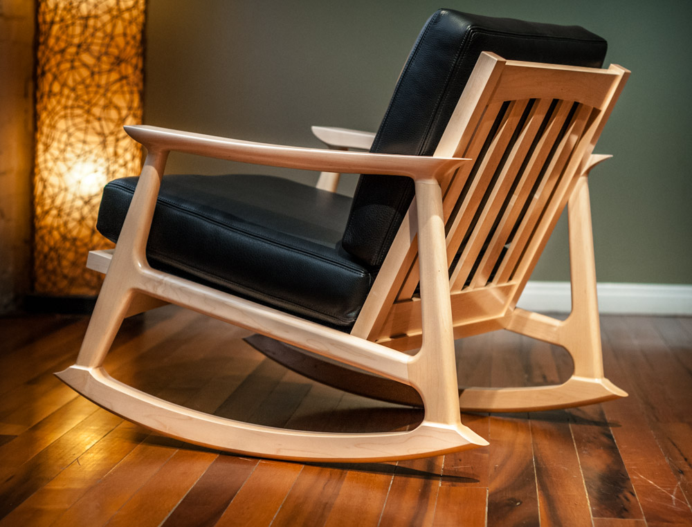 Rocking chair by Berkeley Mills Furniture