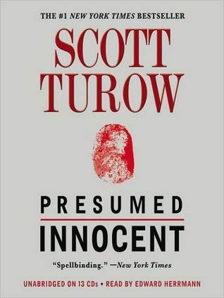 Fiction Review Presumed Innocent by Scott Turow (1987) Berkeley