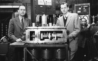 Charles Townes, laser inventor, turns 99
