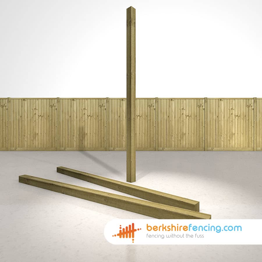 Fullsize Of Wooden Fence Post