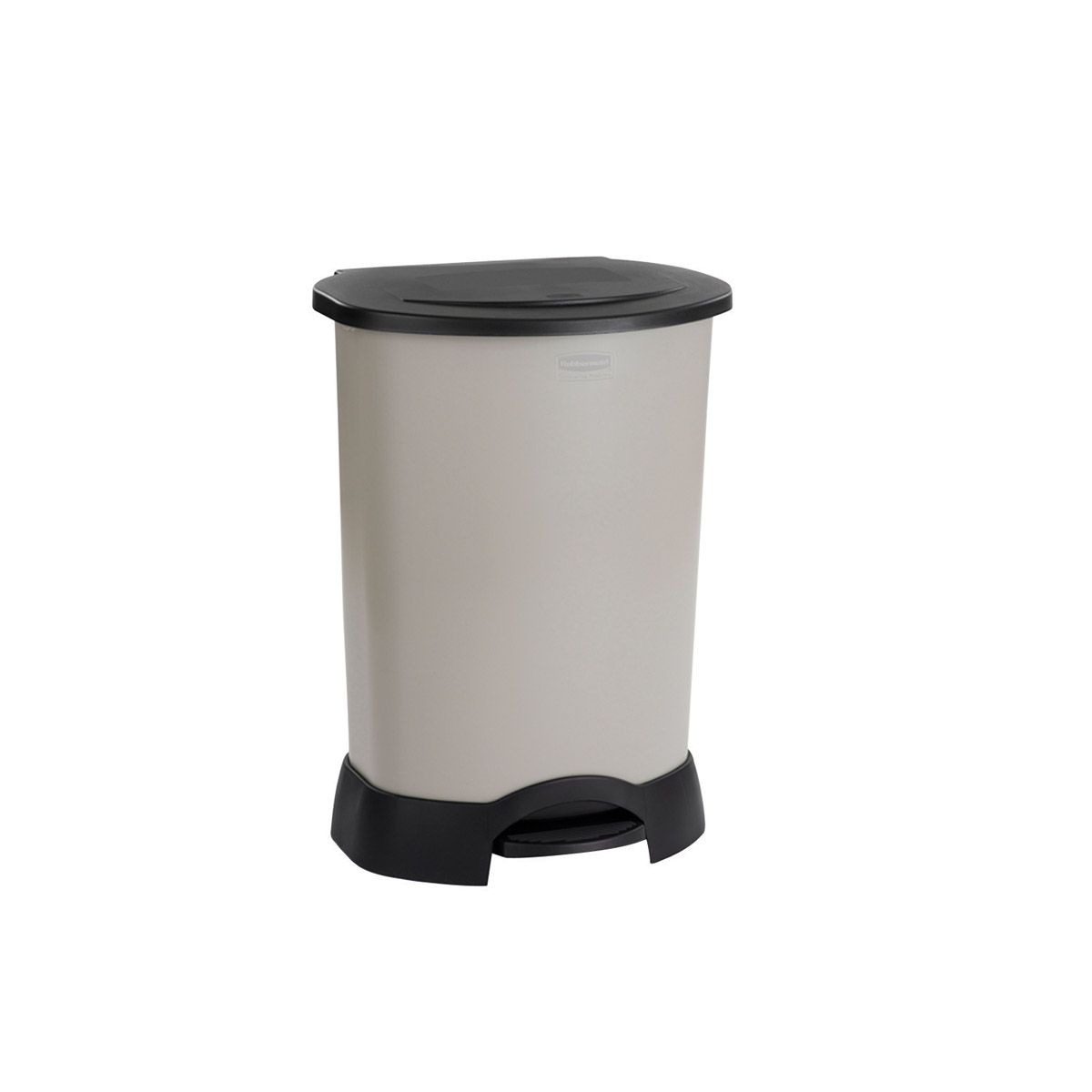 Indoor Garbage Cans Rubbermaid Indoor Utility Step On Waste Can Step On