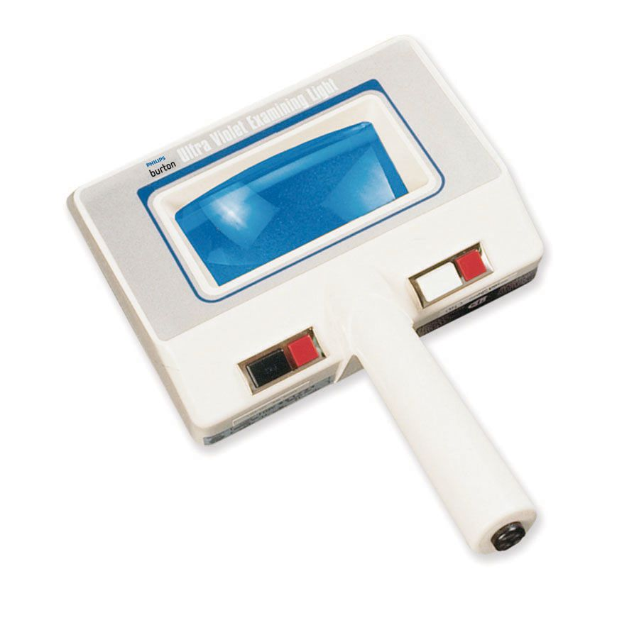 Ultraviolet Lamp Ultraviolet Lamp Light Woods Handheld W Magnifier Uvlight Each Model Mdr7211602