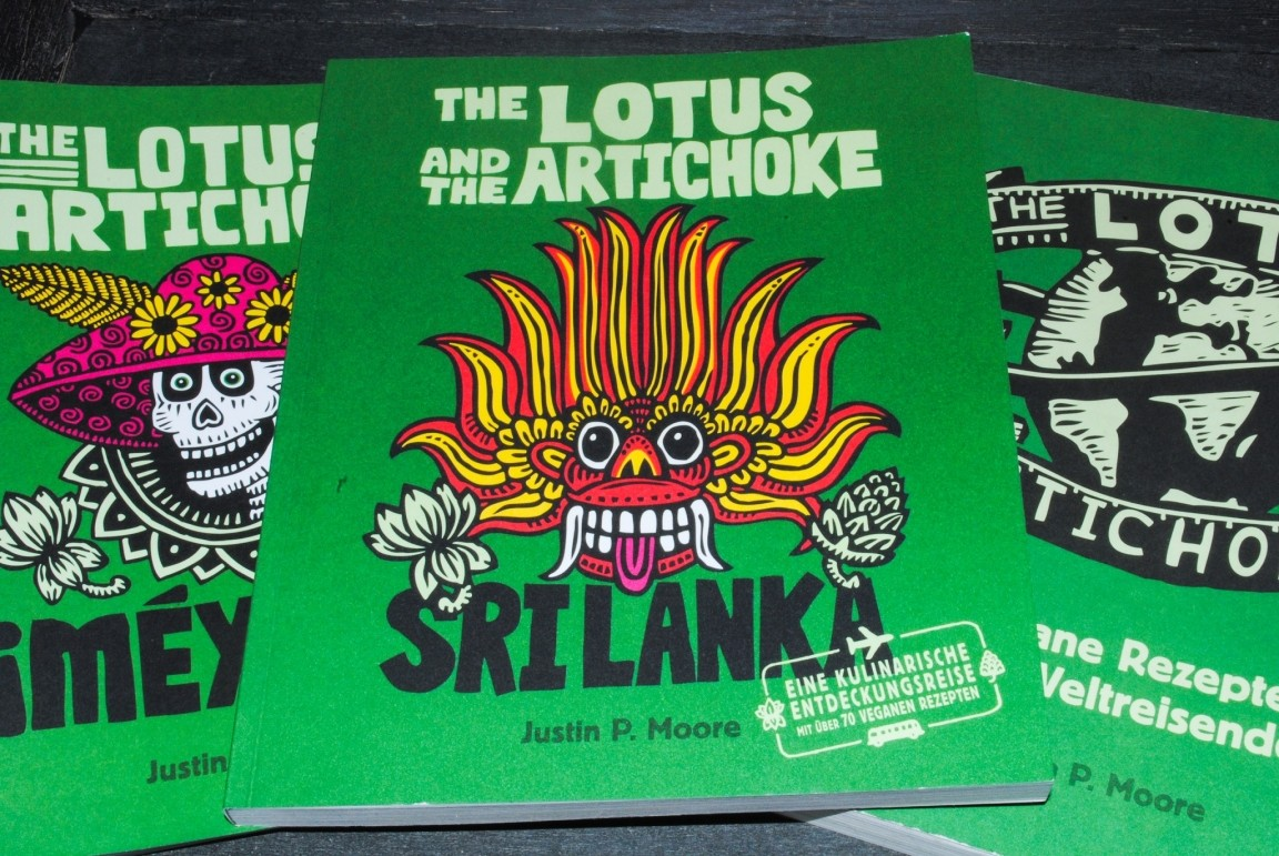 Sri Lanka Küche Rezepte The Lotus And The Artichoke Sri Lanka Berlin Vegan