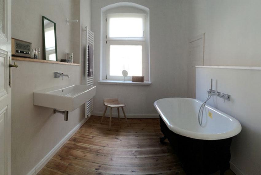 Badezimmer sanieren - Berlin-Wohnungssanierung - badezimmer sanieren