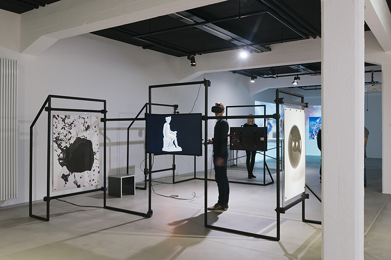 Hek Berlin Virtual Reality // 'the Unframed World': An Interview With ...