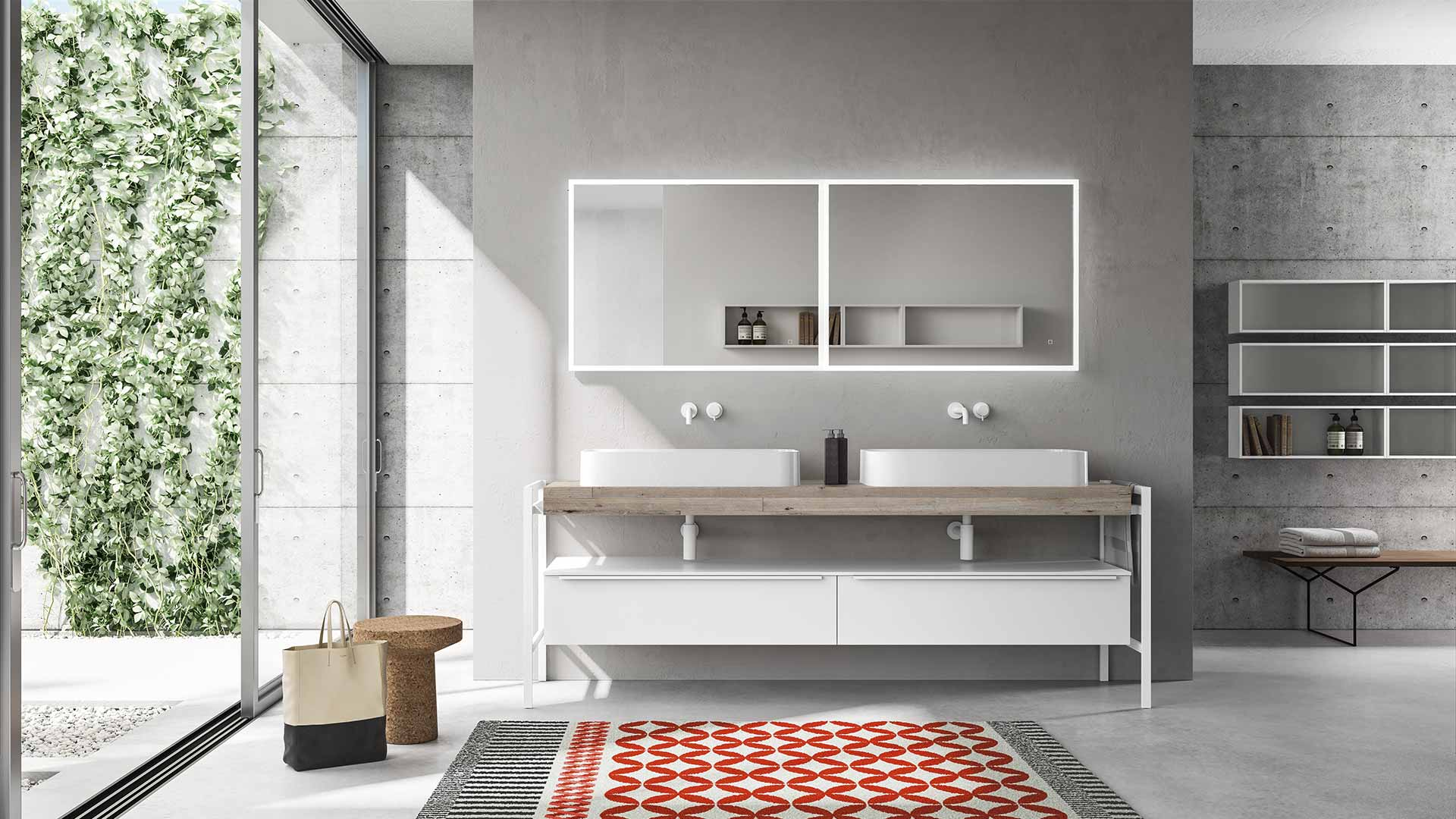 Bagno Tiles Berloni Bagno And Sign At Salone Del Mobile 2018 Milan