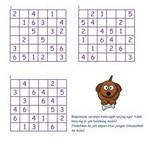 Bermain Sudoku Anak 6×6