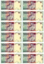 uang mainan Rp 1000