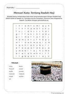 Mencari Kata ttg Ibadah Haji