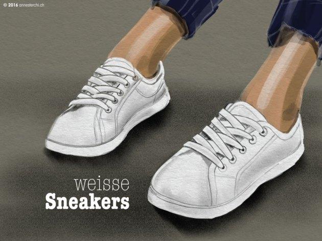 WeisseSneakers