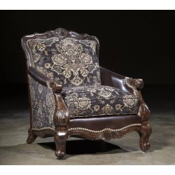 Artistic Luxury Lear Upholstered Furniture Southwestern Style Furniture Ottoman Southwestern Style Furniture Custom Ottoman Ottoman Style Furniture