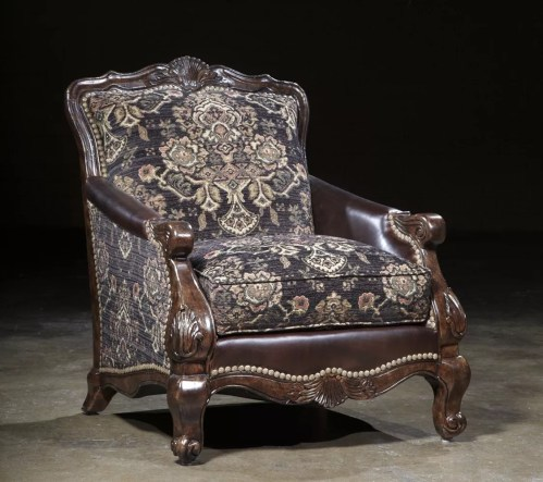 Medium Of Ottoman Style Chair