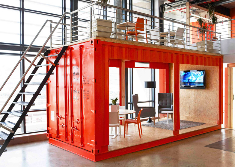 Container Office 1