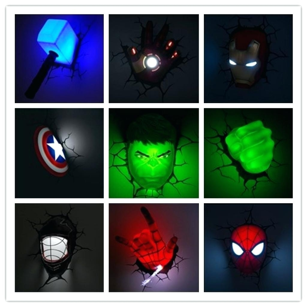 3d Wall Art Night Light 15 Collection Of 3d Wall Art Night Light Australia