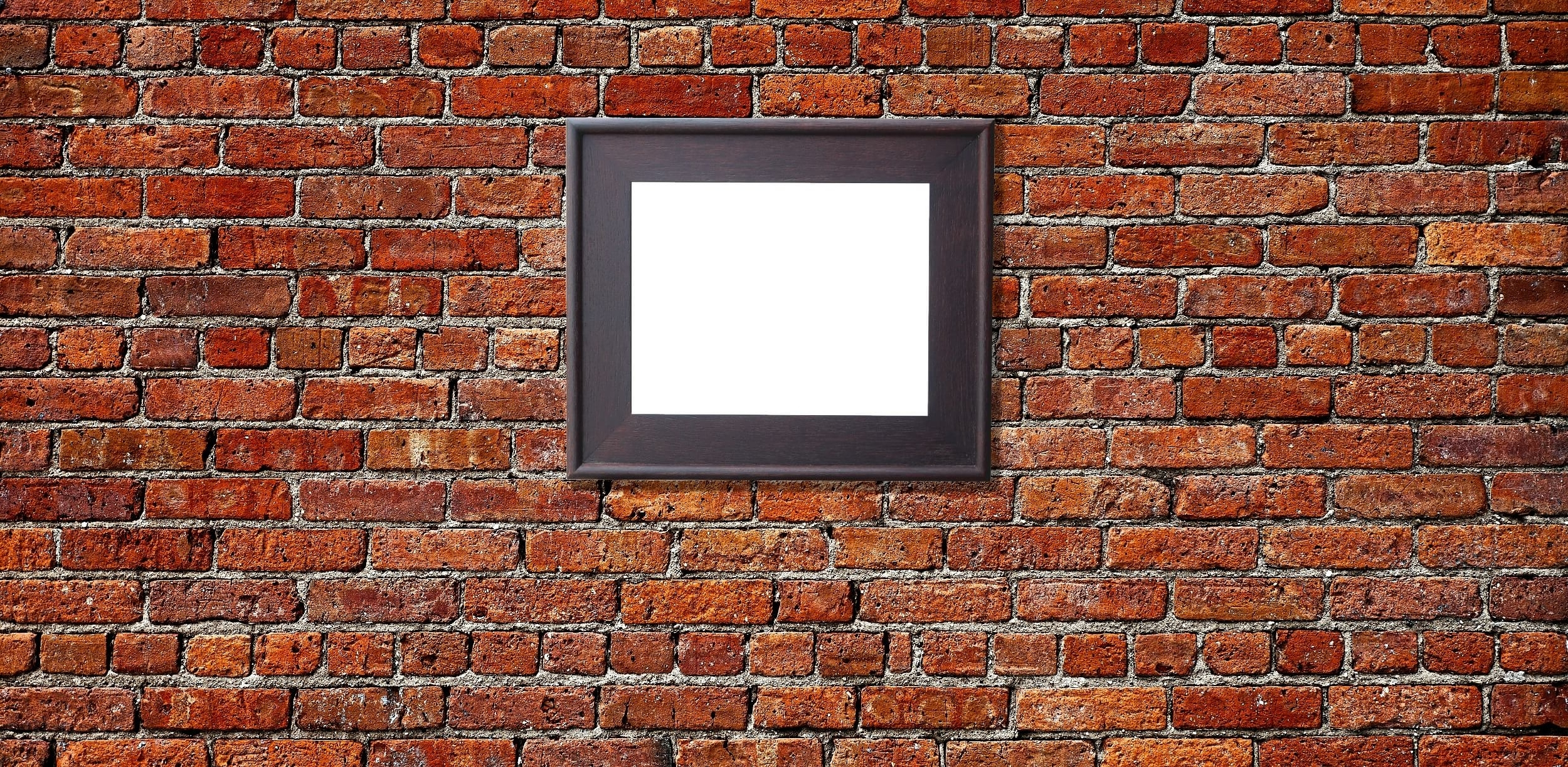 Wall Art For Brick Walls 15 Best Collection Of Hanging Wall Art For Brick Wall