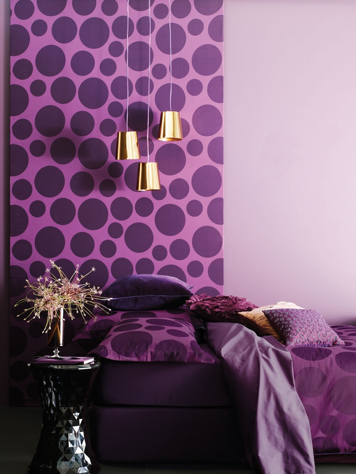 Tapete Modern Design 2019 Best Of Purple Wall Art For Bedroom