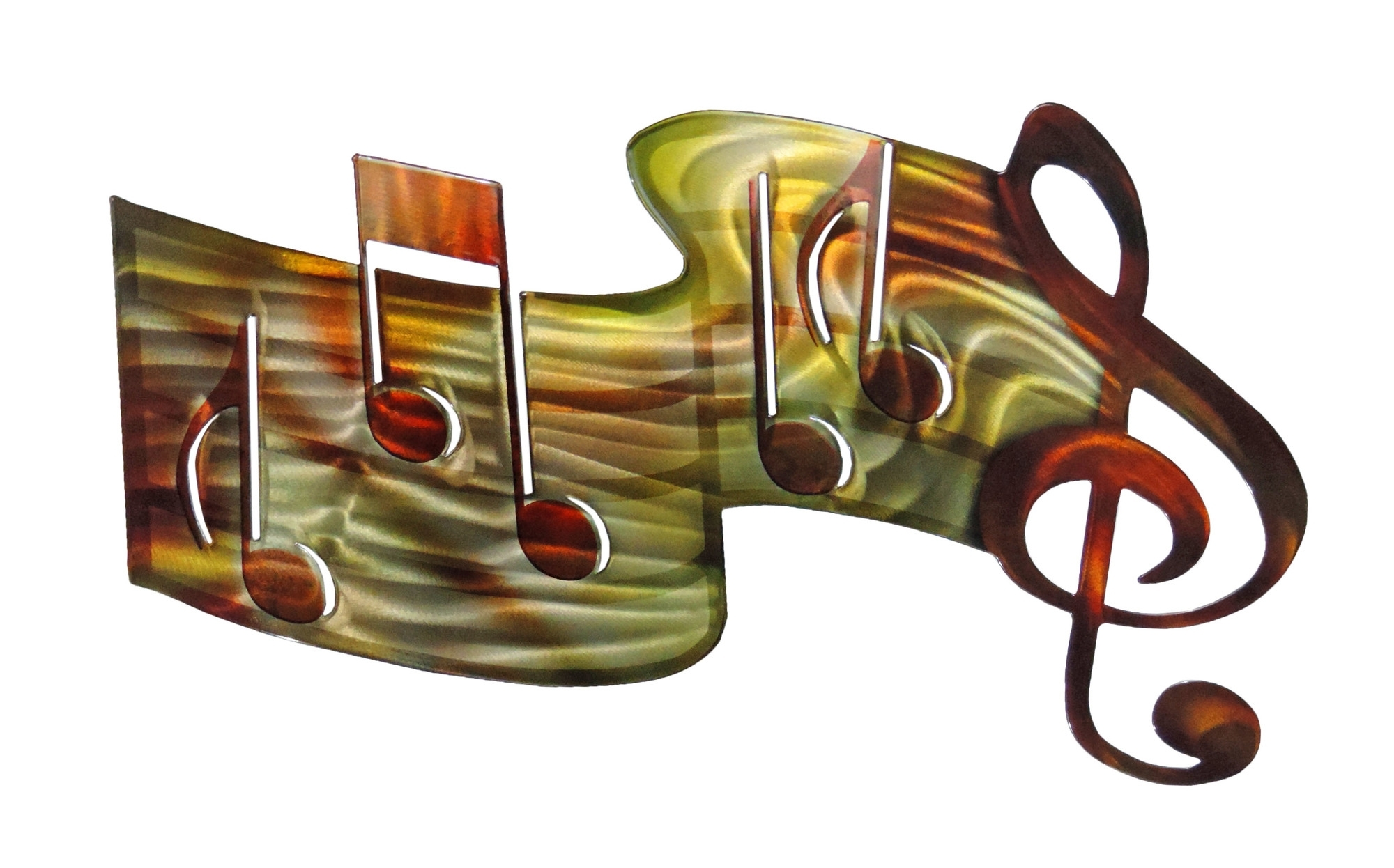 Musical Wall Art Metal The Best Metal Music Wall Art
